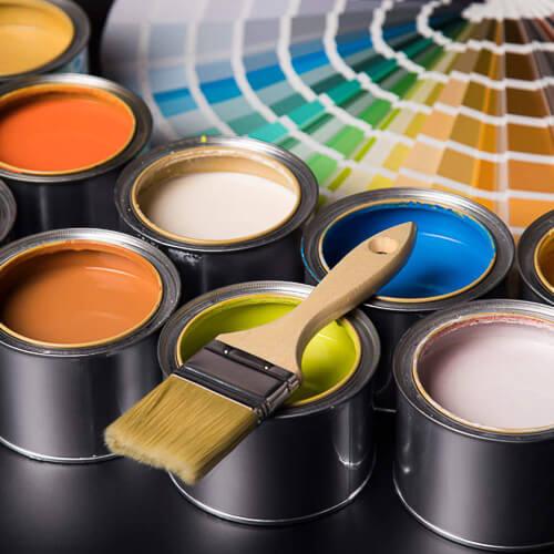 Fasádne omietky a farby