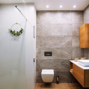 Inšpirácia kúpeľne č. 10, dizajn Drevo