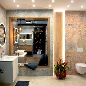Inšpirácia kúpeľne č. 12, dizajn Patchwork
