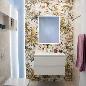 Inšpirácia kúpeľne č. 2, dizajn Monokolor