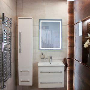 Inšpirácia kúpeľne č. 3, dizajn Drevo