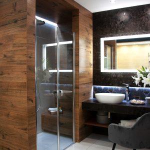Inšpirácia kúpeľne č. 39, dizajn Drevo