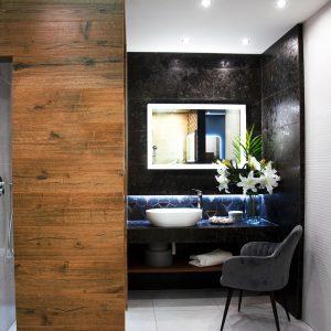 Inšpirácia kúpeľne č. 39, dizajn Kameň