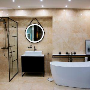Inšpirácia kúpeľne č. 42, dizajn Kameň