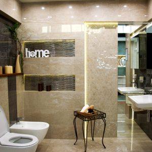 Inšpirácia kúpeľne č. 43, dizajn Mramor