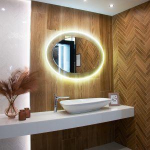 Inšpirácia kúpeľne č. 46, dizajn Mramor