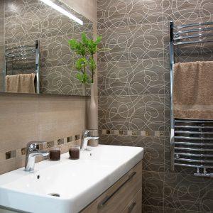 Inšpirácia kúpeľne č. 5, dizajn Drevo