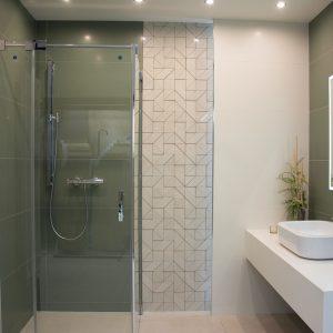 Inšpirácia kúpeľne č. 51, dizajn Monokolor