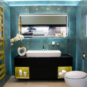 Inšpirácia kúpeľne č. 52, dizajn Lamborghini