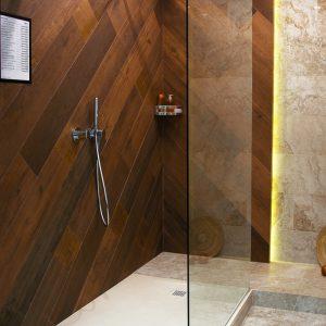 Inšpirácia kúpeľne č. 54, dizajn Kameň