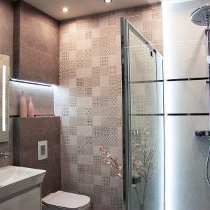 Inšpirácia kúpeľne č. 56, dizajn Kameň