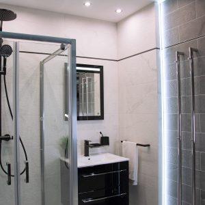 Inšpirácia kúpeľne č. 57, dizajn Kameň