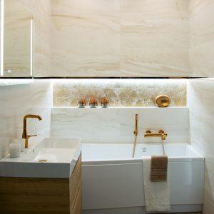 Inšpirácia kúpeľne č. 59, dizajn Drevo