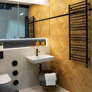 Kúpeľne, dizajn Drevo