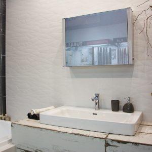 Inšpirácia kúpeľne č. 7, dizajn Monokolor