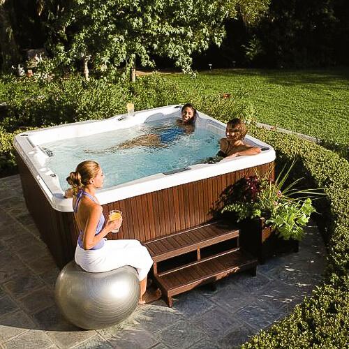 Jacuzzi hydromasážne bazény
