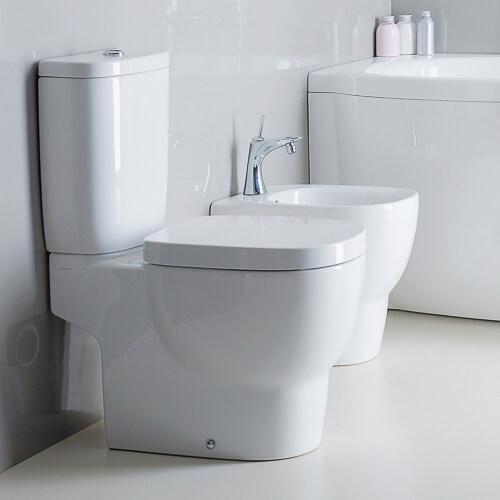 Voľne stojace WC misy a bidety