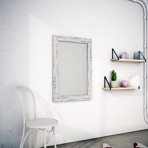 Zrkadlá bez podsvietenia rámové