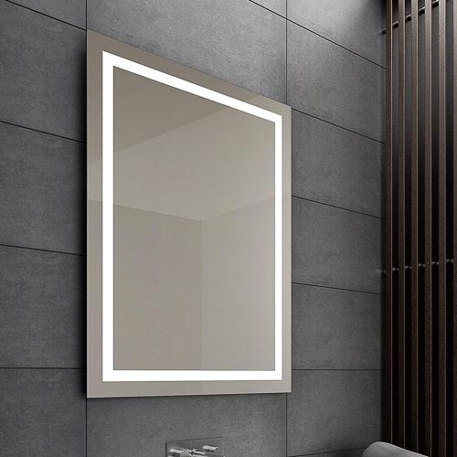 Zrkadlá bez podsvietenia
